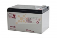 Akumulator AGM, MWL 12-12 (12V 12Ah Long Life)