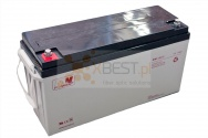 Akumulator AGM, MWL 134-12 (12V 134Ah Long Life)