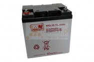 Akumulator AGM, MWL 28-12 (12V 28Ah Long Life)