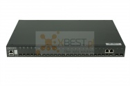 ECS4510-28F 22xSFP + 2xCombo GE/SFP + 2xSFP+ Ports L2+ Gigabit Ethernet Stackable Switch
