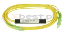 FWDM OPTO 1625nm: pass 1610~1640nm, reflect 1260~1600nm, SC/APC (ABS BOX)