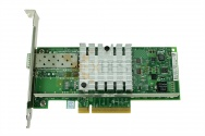 Intel X520-DA1, 1x10GE/SFP+ PCI Express Network Adapter, 82599ES chipset