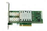 Intel X520-DA2, 2x10GE/SFP+ PCI Express Network Adapter, 82599ES chipset
