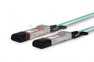 QSFP+ OPTEC, 40G, AOC, 1M Active Optical Cable to QSFP+