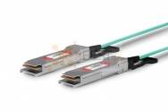 QSFP+ OPTEC, 40G, AOC, 2M Active Optical Cable to QSFP+