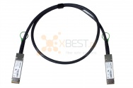 QSFP+ OPTEC, 40G, POC, 1M Passive Optical Cable to QSFP+