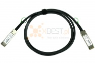 QSFP+ OPTEC, 40G, POC, 2M Passive Optical Cable to QSFP+