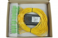 Splitter PLC SC/APC OPTO, SM 2.0mm, 1x32, 2m (ABS BOX)