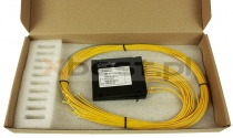 Splitter PLC, SM G657A2 2.0mm, 1x8 (ABS BOX)
