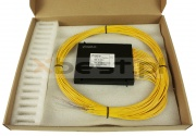 Splitter PLC, SM G657A2 2.0mm, 1x32 (ABS BOX)
